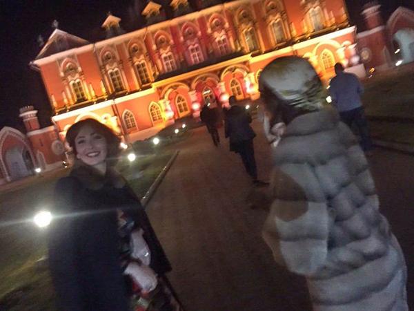 Hermes Silk Ball Moscow