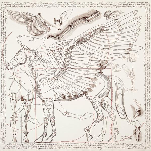 Le Pegase d'Hermes