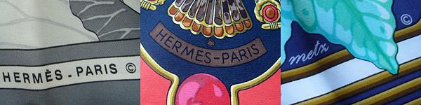 Hermes scarf copyrights