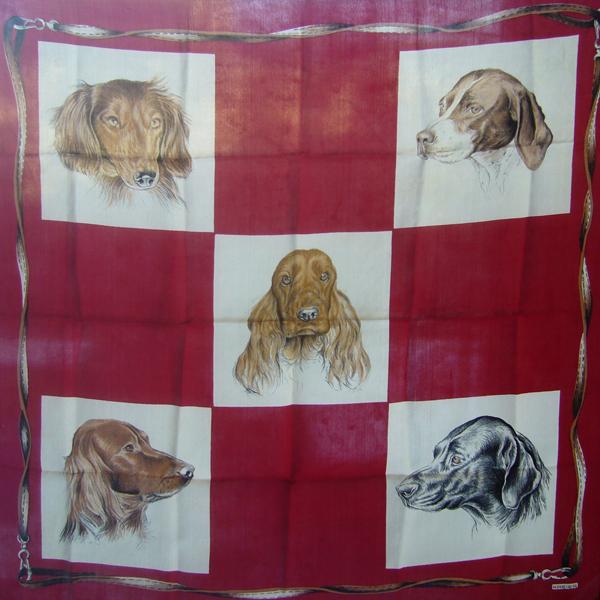 Kreier Dog scarf