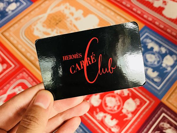 Hermes Carre Club